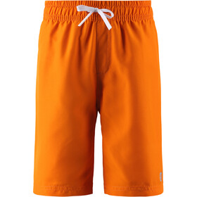 Reima Cancun Swim Shorts Youth, orange uni